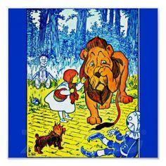 Poster-Kids-William Warren Denslow 34 (Wizard of Oz)