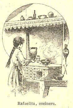 """Los recetarios """"afrancesados"""" del siglo XIX en México.  La construcción de la nación mexicana y de un modelo culinario nacional"""