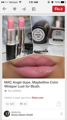 Always have loved the color Angel