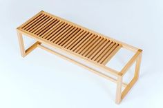 We like it clean and quirky around here. Loco Bench by Oden artisan Jason Klagger is now available in Walnut, Ash or Oak as seen here. White Oak, Outdoor Furniture, Outdoor Decor, Carpentry, Contemporary Furniture, Artisan, Studio, Wood, Instagram Posts