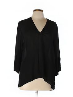 Check it out—Zara 3/4 Sleeve Blouse for $27.99 at thredUP!