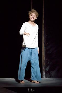 "Moment of L ~ Junsu Baby for Musical ""Death Note"" ❤️ JYJ Hearts"