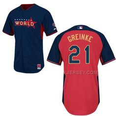 http://www.xjersey.com/world-21-greinke-blue-2014-future-stars-bp-jerseys.html Only$36.00 WORLD 21 GREINKE BLUE 2014 FUTURE STARS BP JERSEYS #Free #Shipping!
