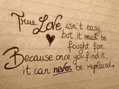 True Love love love quotes in love love quote image quotes picture quotes Heart Touching Love Quotes, Real Love Quotes, Love Quotes For Him, Amazing Quotes, Perfect Sayings, Sassy Sayings, Sweet Love Quotes, True Sayings, Card Sayings