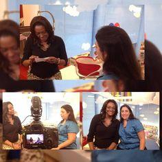 Hoje fui convidada para falar sobre minha experiência com a maternidade e o nosso blog no programa Joyce Entrevista Universo Mãe! Bate-papo muito gostoso com a querida jornalista Joyce Ribeiro, que é mamãe da Malu e espera a Lorena #maternidade #entrevista #video #experiências #vidademae #blogmaterno #mamãeprática