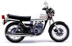 Suzuki RG250, year by year