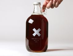 Best Made Co. Big Jug of Organic Maple Syrup #packagedesign