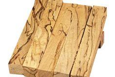 Bamboo Pen Blanks 3//4 x 3//4 x 5 Set of 5