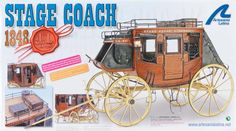 Latina Stage Coach 1848