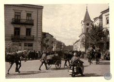 Obecny Pl. Łokietka - wlot w Krakowskie Przedmieście