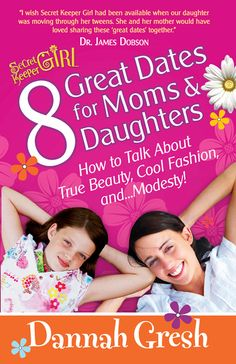 mommy/daughter date ideas - perfect for your tween and you!