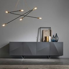 Sydney sideboard by Borja García Studio - Mobenia Luxury www. Luxury Interior, Luxury Furniture, Interior Architecture, Home Furniture, Furniture Design, Interior Design, Buffet Console, Sideboard Furniture, Credenza