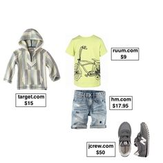 Taylor Joelle Designs: Childrens Style Guide - Toddler Boy Spring
