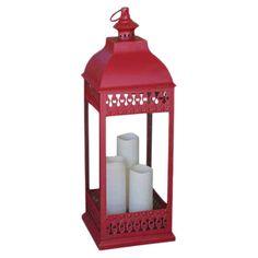 Found it at Wayfair - San Nicola Triple LED Candle Lantern in Redhttp://www.wayfair.com/daily-sales/p/Seasonal-Spa%3A-Hot-Tubs-%26-Saunas-San-Nicola-Triple-LED-Candle-Lantern-in-Red~BMAR1006~E13617.html?refid=SBP.rBAZEVQXiptwN192i54_AovN7CvUmkdAhx77Eu-RP4Q