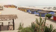 plážové chatky — Stock záznam #38992151