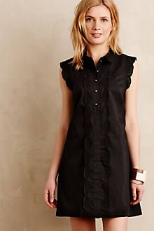 Trinette Shirtdress by Dear Creatures #anthropologie