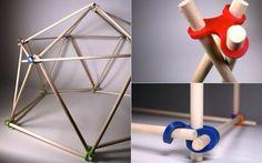 Il sogno dei pedagogisti diventa realtà: è Stick-lets, dal crowfunding al Museo della Scienza Costruire con Stick-lets produce degli effetti sorprendenti per quanto riguarda l'immaginazione e le abilità cognitive attraverso le proposte di problem solving. Finalmente in Italia con Ideakids. #stick-lets #ideakids #giochieducativi