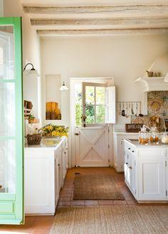 cocinas sencillas rusticas - Buscar con Google