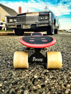 Penny Board ! gettin one for xmas (: