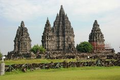 Prambanan Temple, Java Kailasa Temple Ellora, Third Temple, Rise Above, Tree Of Life, 16th Century, Java, Restoration, Pictures, Photos