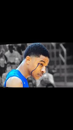 #BBN hero #BleedBlue kid was a beast today & gonna be a legend around here!