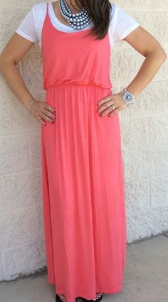 MUST HAVE summer maxi dress | Jane