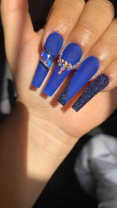 Bling Acrylic Nails, White Acrylic Nails, Best Acrylic Nails, Art Nails, Bright Pink Nails, Maroon Nails, Cute Acrylic Nail Designs, Grunge Nails, Coffin Nails Long
