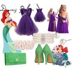 Disney Prom, created by jackik18 on Polyvore