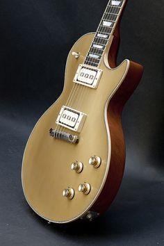 Ronin Guitars PalusMourn Gold Top