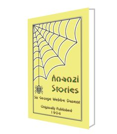 I'm selling Ananzi (Anansi) Stories - 13 West African tales of Anansi the Trickster Spider (eBook) - £1.00 #onselz