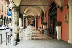 Bologna by @mattiasberlamont, via Flickr