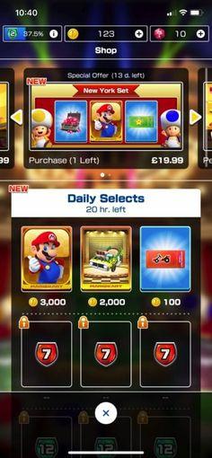 11 Best Mario Kart Tour Mod Apk Images Mario Kart Mario