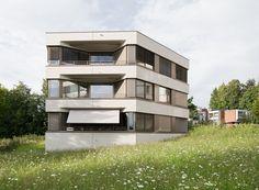 Was Machen Architekten wohnüberbauung maiengasse basel esch sintzel architekten