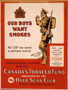 Examples of Propaganda from WW1 | Canadian WW1 Propaganda Posters Page 16