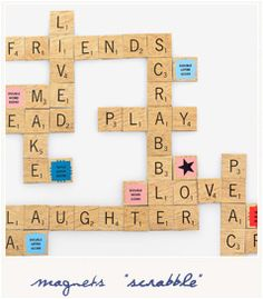 * Scrabble http://www.suicidalshop.fr/catalog/product_info.php?cPath=82&products_id=3574