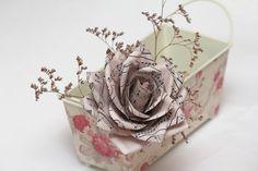 wedding bouquet wedding flowers paper flowers от FlowerDecoration