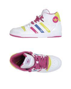 Adidas Women - Footwear - High-top sneaker Adidas on YOOX