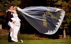 20 Sweet Outdoor Wedding Photo Ideas You Will Love - Wedding Dash Blog Post