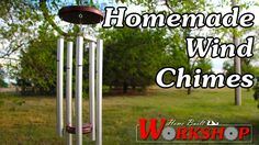 This time I'm making some wind chimes. One for a gift and one for me to keep. This is a fun project using some Electrical Conduit and Fishing line for the chimes.  Here is a great resource if you want to make some chimes. http://ift.tt/1x65NWz  If you enjoyed this video please give it a thumbs up and be sure to click the subscribe button so you dont miss any upcoming videos. If you enjoyed the video please share it on social media. If you want to get notified of new videos just click the…