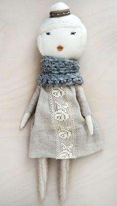 Bianca Doll by lespetitemainss on Etsy