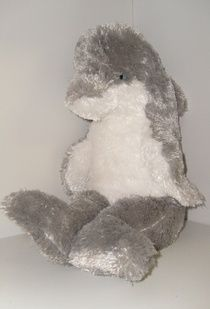 The David Dolphin Kit includes:   •The animal skin   •Stuffing   •A Wish Star   •Adoption certificate   •Full instructions, Price $18.00
