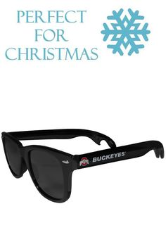 e4b512f7fa8 Ohio St. Buckeyes Beachfarer Bottle Opener Sunglasses