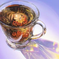 """""""I say let the world go to hell, but I should always have my tea."""" Fyodor Dostoyevsky, Notes from Underground"""