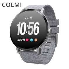 """Universe of goods - Buy """"COLMI Smart watch waterproof Tempered glass Activity Fitness tracker Heart rate monitor BRIM Men women smartwatch"""" for only USD. Smartwatch Iphone, Ios Phone, Fitness Tracker, Sport Watches, Cool Watches, Watches For Men, Unusual Watches, Latest Watches, Stylish Watches"""