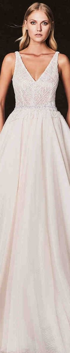 Victoria Kyriakides Bridal Fall 2017