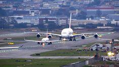 A380-800 faz os outros aviões parecerem aeromodelos  http://w500.blogspot.com.br/