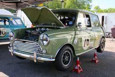 Mk1 Mini Cooper S