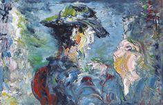Jack Butler Yeats (Irish, The Route , Oil on. Jack B, William Butler Yeats, Samuel Beckett, Irish Art, Abstract Paintings, Word Art, Impressionist, Modern Art, Brother