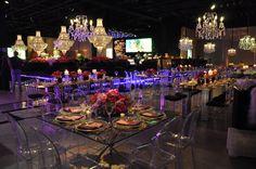 Decoração Festa 15 anos - mesa (Decoração: Monica Lipiani | Foto: Amanda Dias)