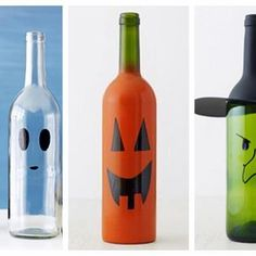 would be cute with a mix of bottle shapes   cut as it is